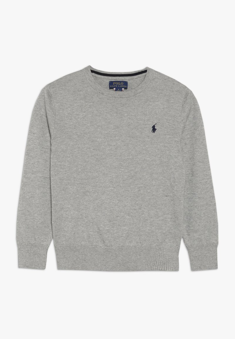 Polo Ralph Lauren - Strickpullover - light grey melange