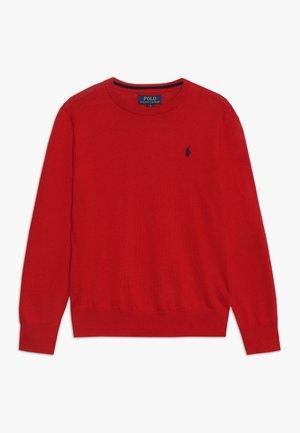 PIMA - Sweter - red