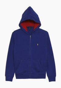 Polo Ralph Lauren - HOOD - veste en sweat zippée - rugby royal - 0