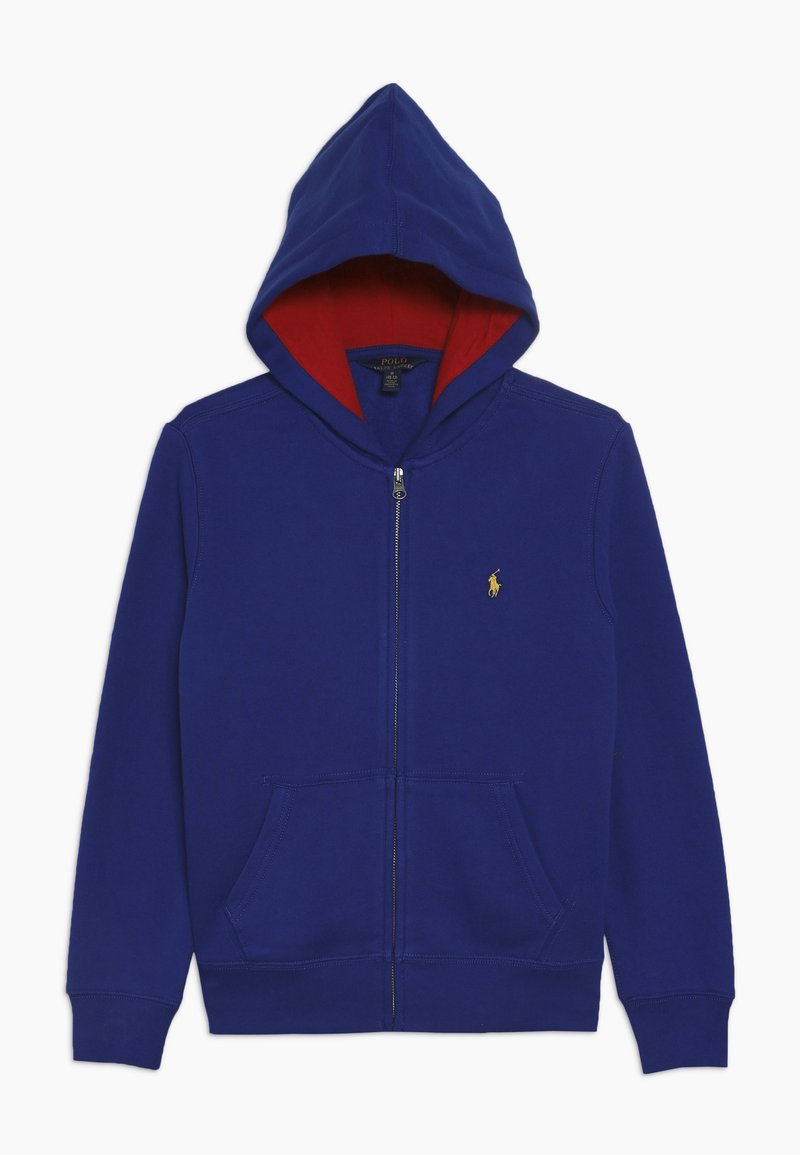 Polo Ralph Lauren - HOOD - veste en sweat zippée - rugby royal