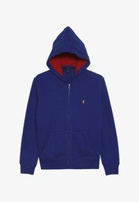 Polo Ralph Lauren - HOOD - veste en sweat zippée - rugby royal - 3
