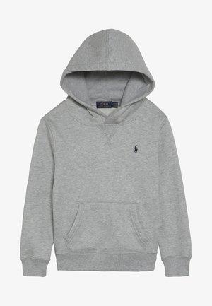 HOOD - Luvtröja - light grey heather
