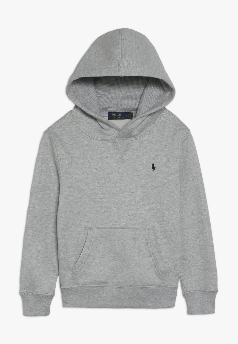 Polo Ralph Lauren - HOOD - Kapuzenpullover - light grey heather
