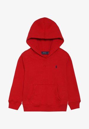 HOOD - Hoodie - red