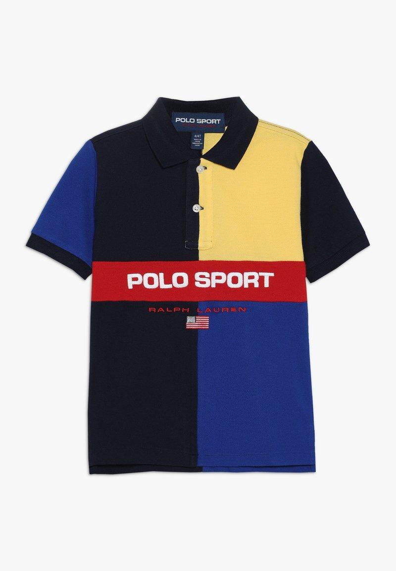 Polo Ralph Lauren - Piké - cruise navy/multi