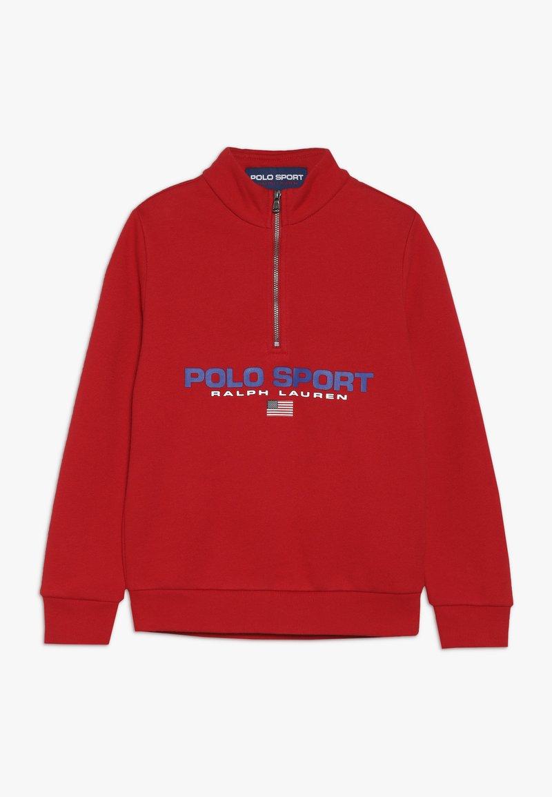 Polo Ralph Lauren - Sweatshirt - red