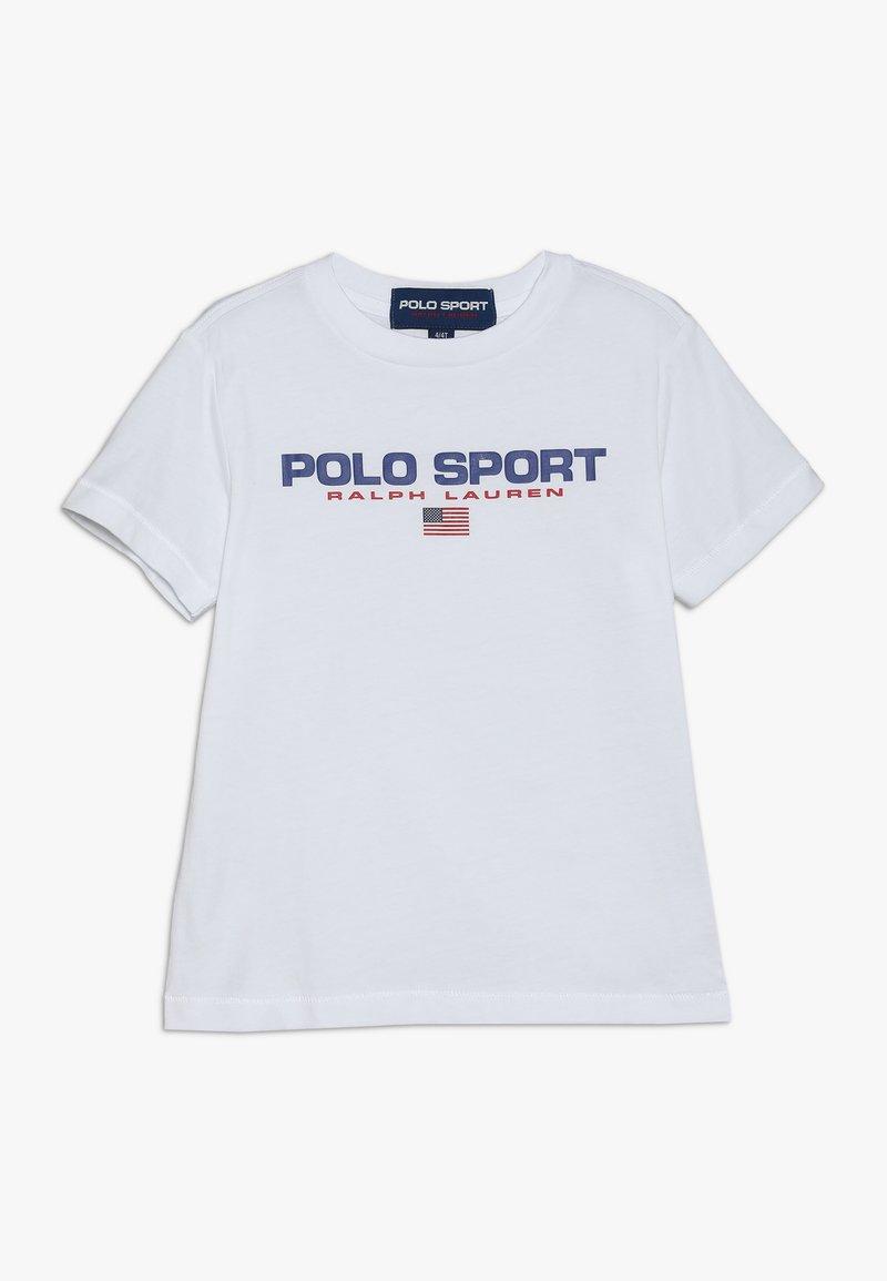 Polo Ralph Lauren - Camiseta estampada - white