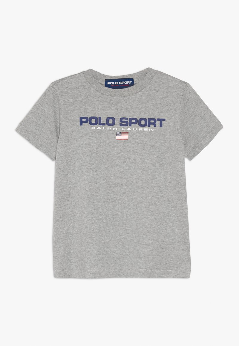 Polo Ralph Lauren - T-shirt med print - andover heather