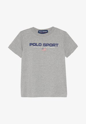 T-shirt z nadrukiem - andover heather