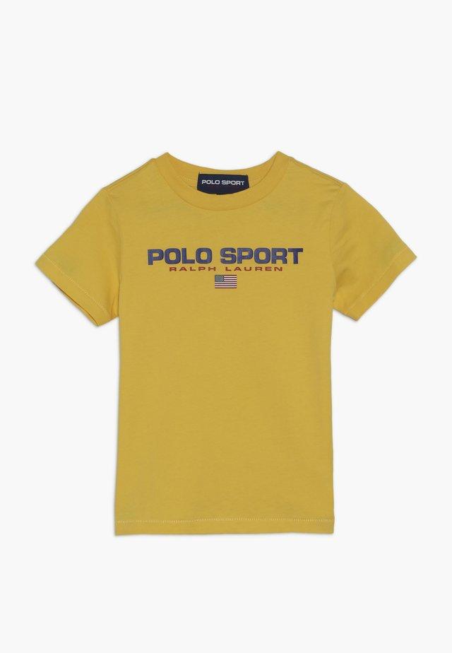 Camiseta estampada - chrome yellow