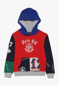 Polo Ralph Lauren - HOOD - Huppari - red - 0