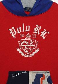 Polo Ralph Lauren - HOOD - Huppari - red - 4