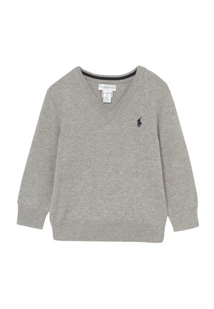 SWEATER BABY - Svetr - dark sport heather
