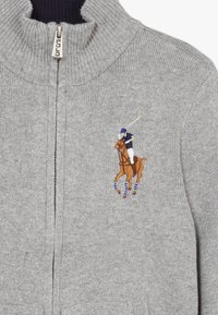 Polo Ralph Lauren - Vest - andover heather - 4