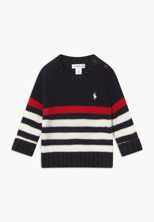 Pullover - navy