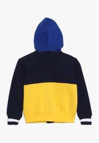 Polo Ralph Lauren - ATLANTIC TERRY HOOD - Sportovní bunda - yellow fin - 1