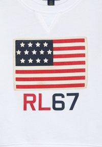 Polo Ralph Lauren - TERRY - Sweatshirt - white - 3