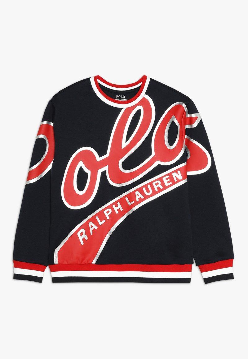 Polo Ralph Lauren - TECH CREW - Sweatshirt - aviator navy