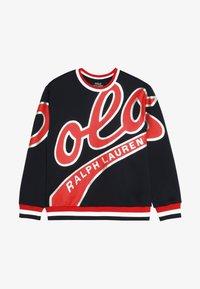 Polo Ralph Lauren - TECH CREW - Sweatshirt - aviator navy - 2