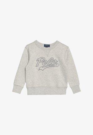 Sweatshirt - light heather