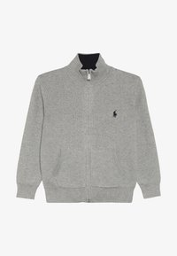 Polo Ralph Lauren - Kardigan - dark sport heather