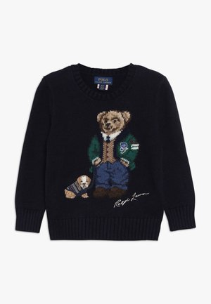 BEAR - Maglione - navy