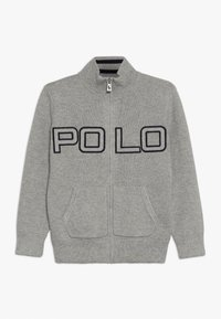 Polo Ralph Lauren - Bluza rozpinana - dark sport heather - 0
