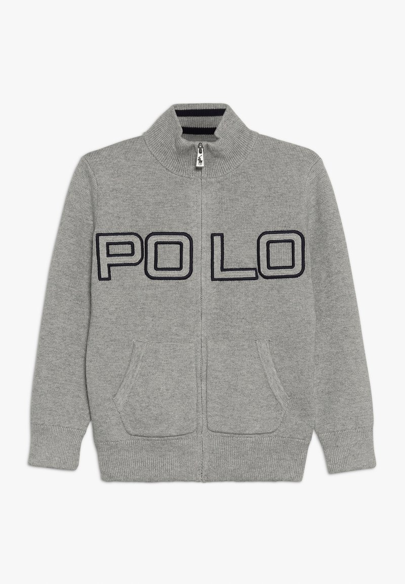 Polo Ralph Lauren - Bluza rozpinana - dark sport heather