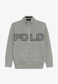 Polo Ralph Lauren - Bluza rozpinana - dark sport heather - 2