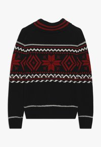 Polo Ralph Lauren - SHAWL - Pullover - black/multi - 1