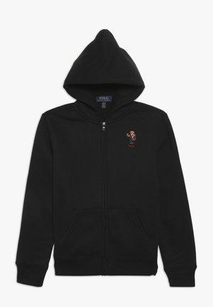 HOOD - Sweatshirt - polo black