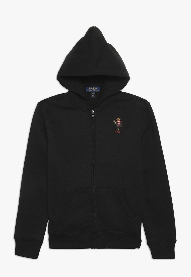 Polo Ralph Lauren - HOOD - Bluza - polo black