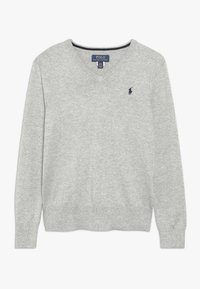 Polo Ralph Lauren - Trui - grey heather - 0