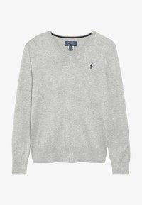 Polo Ralph Lauren - Trui - grey heather - 3