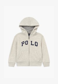 Polo Ralph Lauren - veste en sweat zippée - new sand heather - 2