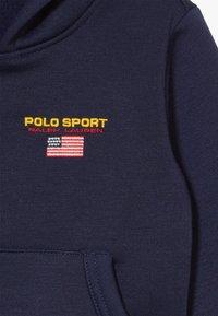 Polo Ralph Lauren - HOOD - Sweatshirt - cruise navy - 4