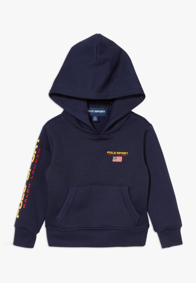 HOOD - Collegepaita - cruise navy