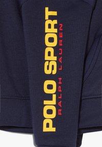 Polo Ralph Lauren - HOOD - Sweatshirt - cruise navy - 2