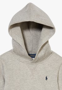 Polo Ralph Lauren - HOOD TOPS - Hættetrøjer - dark heather - 2