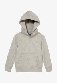 Polo Ralph Lauren - HOOD TOPS - Hættetrøjer - dark heather - 3