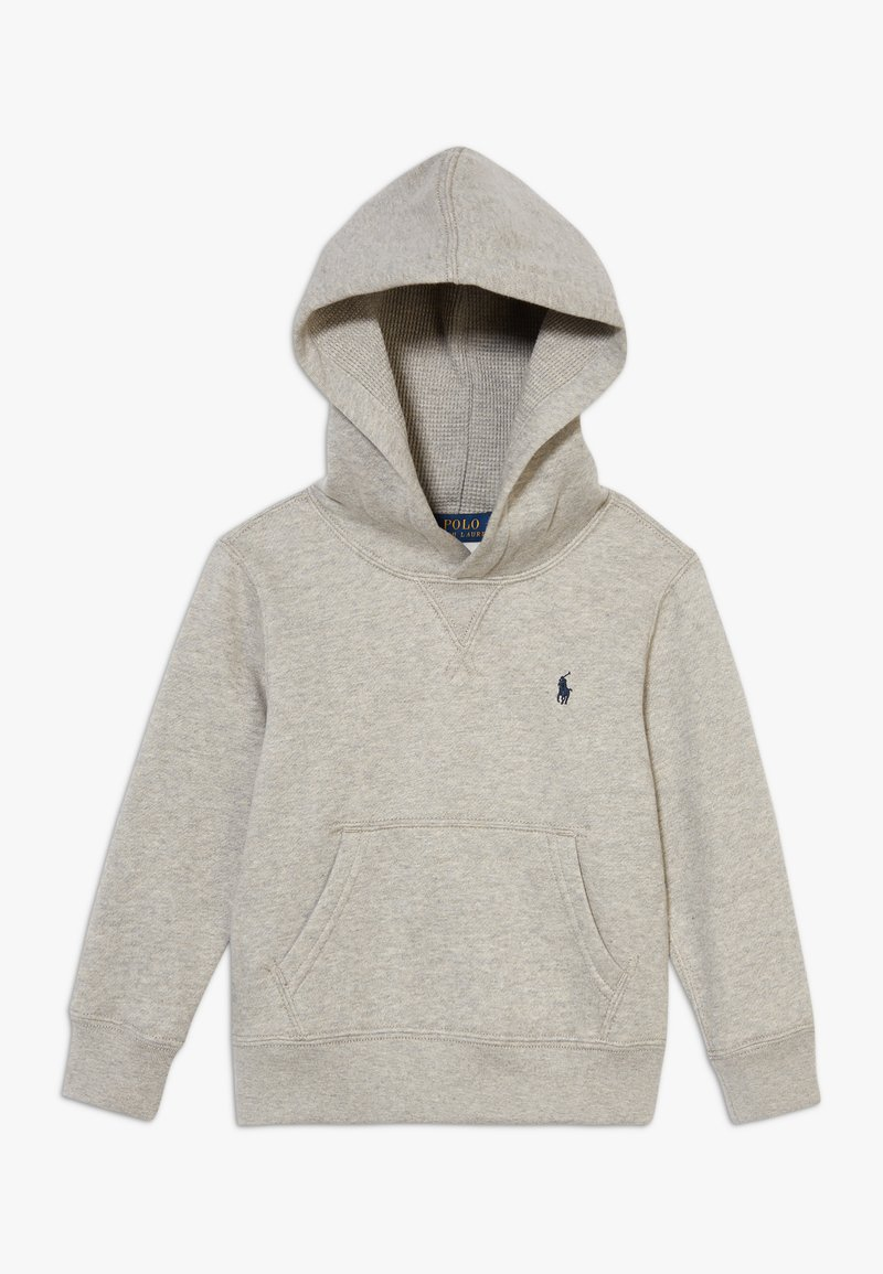 Polo Ralph Lauren - HOOD TOPS - Hættetrøjer - dark heather