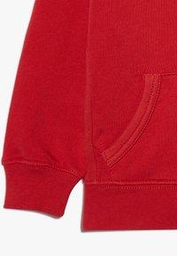 Polo Ralph Lauren - HOOD - Hoodie met rits - evening post red - 2
