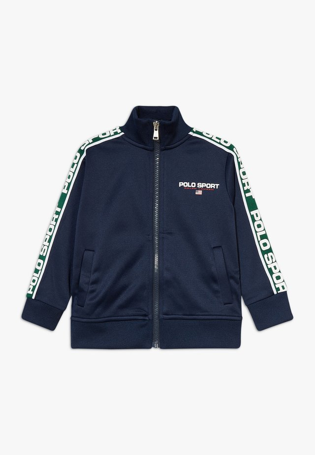Trainingsjacke - cruise navy