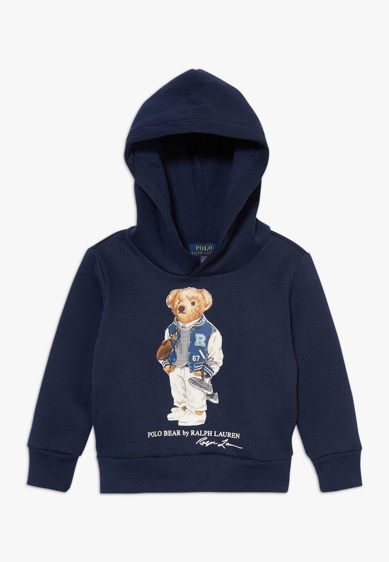 Polo Ralph Lauren - HOOD TOPS - Hoodie - newport navy
