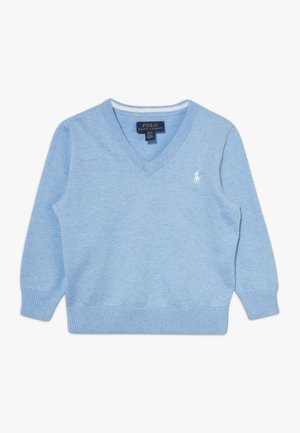 Trui - medium blue heather