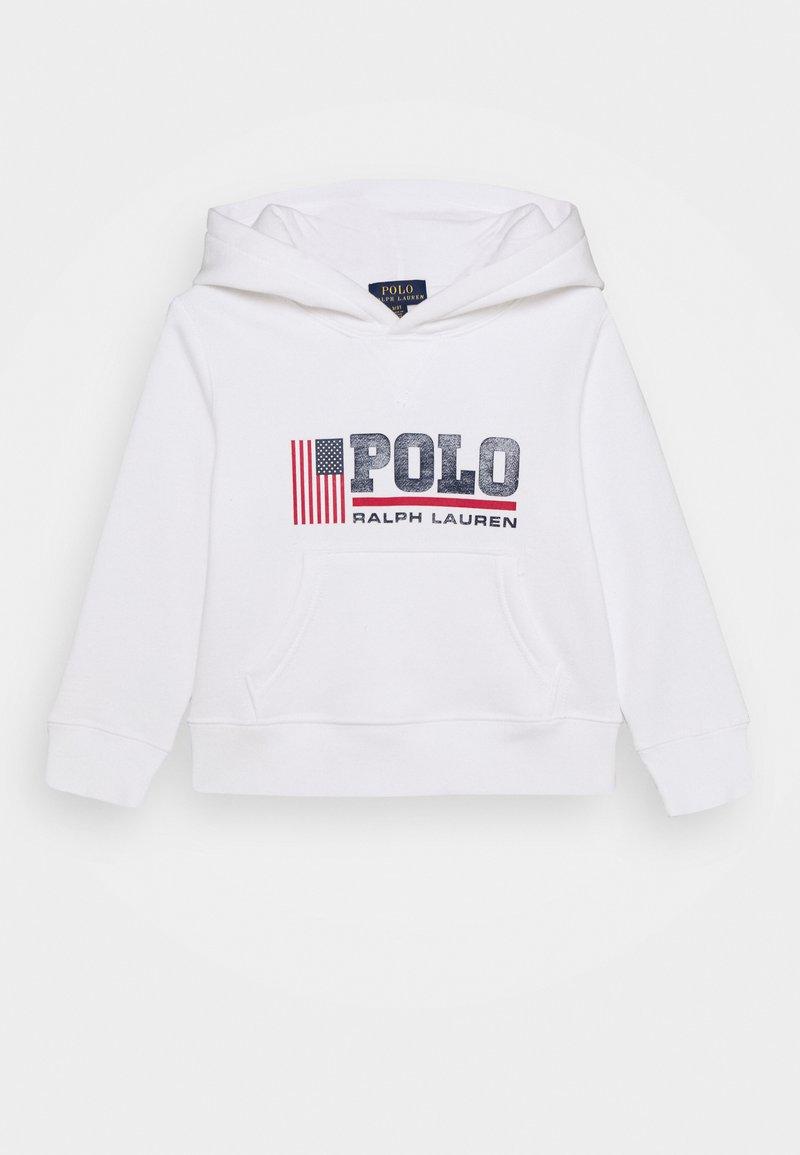 Polo Ralph Lauren - HOOD - Sweat à capuche - white