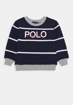 Sweater - newport navy/multi