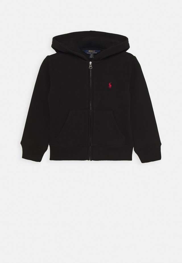 HOOD - Zip-up hoodie - black