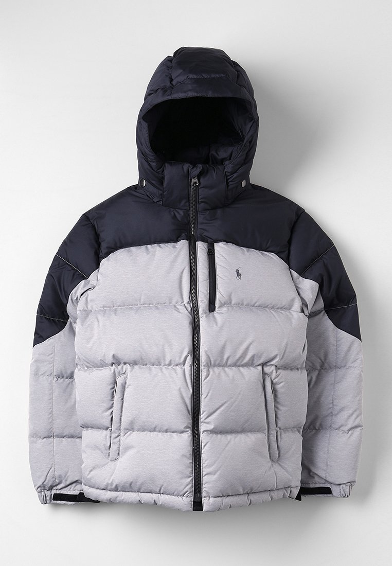 Polo Ralph Lauren - Untuvatakki - light grey heather
