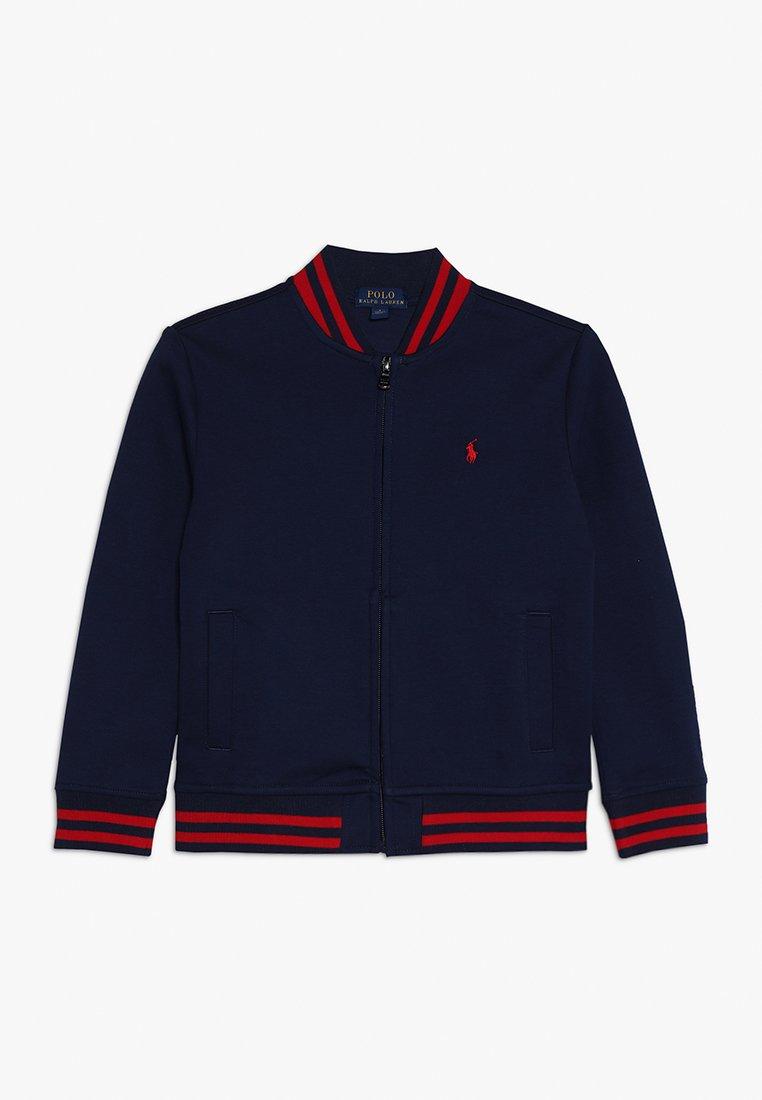 Polo Ralph Lauren - DOUBLE TECH JACKET - Kofta - newport navy